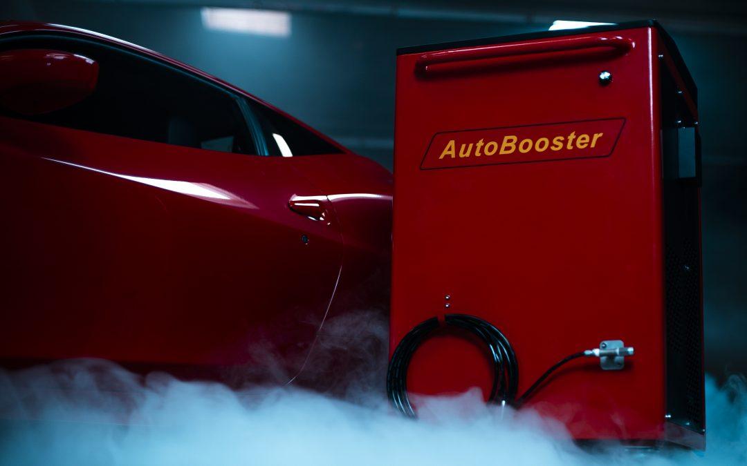 Velkommen til AutoBooster!